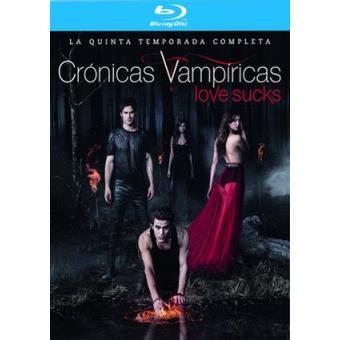 Crónicas VampíricasCrónicas vampíricas  Temporada 5 - Blu-Ray