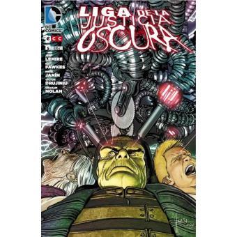 Liga de la Justicia Oscura 5. Nuevo Universo DC