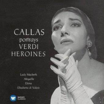 Verdi Arias 1958 María Callas. Remasterizado