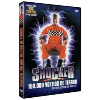 Shocker. 100.000 voltios de terror - DVD