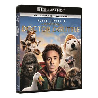 Las aventuras del Doctor Dolittle - UHD + Blu-ray
