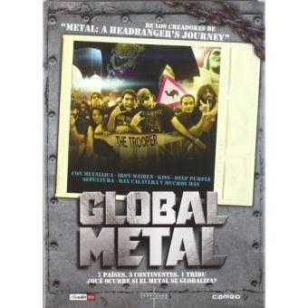 Global Metal V.O.S. - DVD