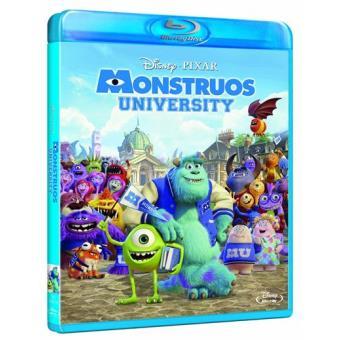 Monstruos University - Blu-Ray