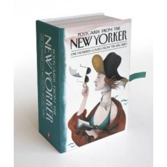 New Yorker postcards