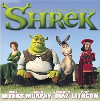 Shrek - The 2001 Film - Vinilo