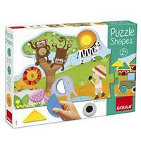 Puzzle Goula Shapes