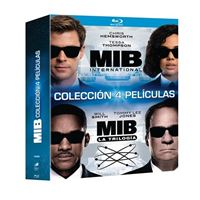 Pack Men in Black 1-4 - Blu-Ray
