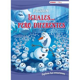 Frozen - Iguales pero diferentes