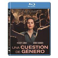 Una cuestión de género - Blu-Ray