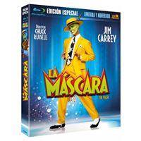 La Máscara - Ed Limitada Coleccionista - Blu-Ray + 8 postales
