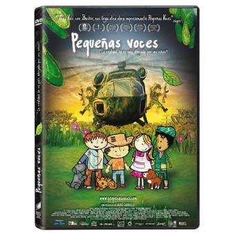 Pequeñas voces - DVD