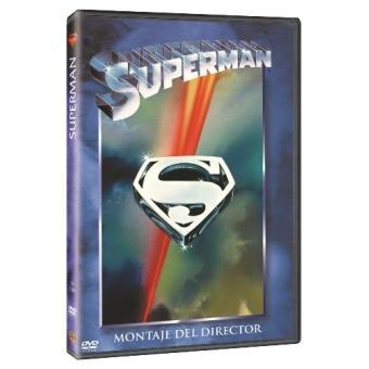 Superman I (Montaje del director) - DVD