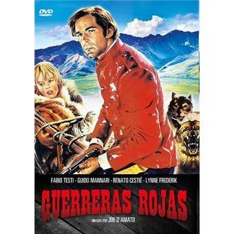 Guerreras rojas - DVD