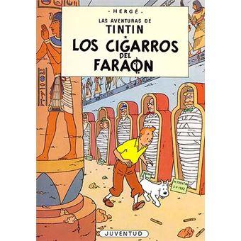 Las aventuras de Tintín 3. Los cigarros del faraón