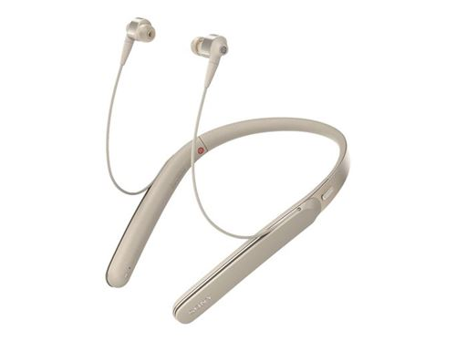 Auriculares Noise Cancelling Sony WI-1000X Dorado