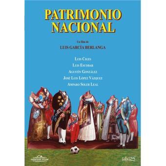 Patrimonio nacional - DVD