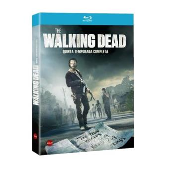 The Walking DeadThe Walking Dead  Temporada 5 - Blu-Ray