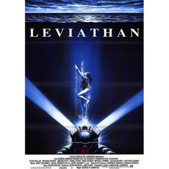 Leviathan. El demonio del abismo - DVD