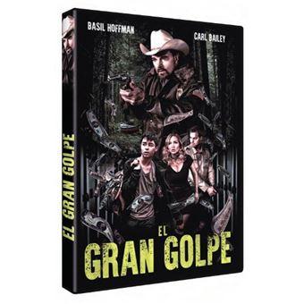 El gran golpe - DVD