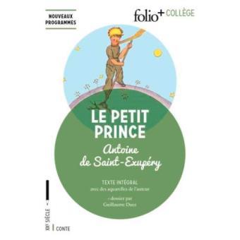Le Petit Prince - Folio+ collège