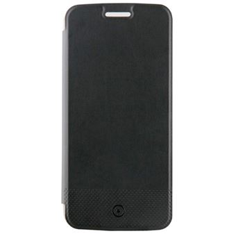 Funda Folio Made for Motorola para Moto G Negro