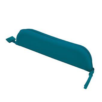 Estuche de silicona blanda Legami Azul