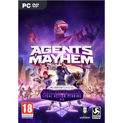 Agents of Mayhem Edición Day One PC