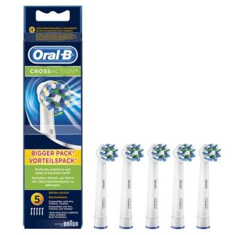 Recambio dental Oral-B CrossAction Pack 5 unidades - Comprar al ... 3ad7ca29a83c