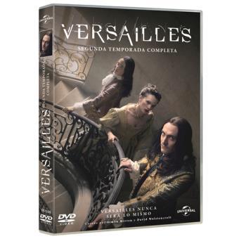 Versailles - Temporada 2 - DVD