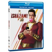 ¡Shazam! - 3D + Blu-Ray
