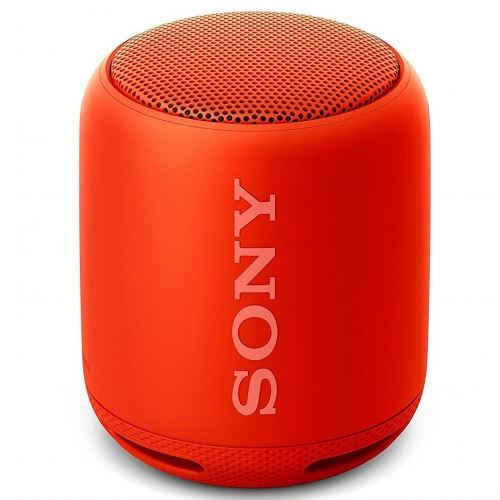 Altavoz Bluetooth Sony SRS-XB10 Rojo