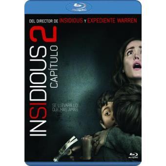 Insidious: Capítulo 2 - Blu-Ray