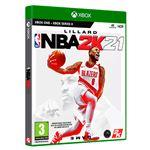 NBA 2K21 Xbox One