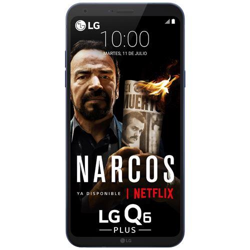 "LG Q6 Plus 5.5"" 64GB Azul"