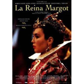 La Reina Margot - DVD