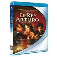 El rey Arturo - Blu-Ray. Versión extendida