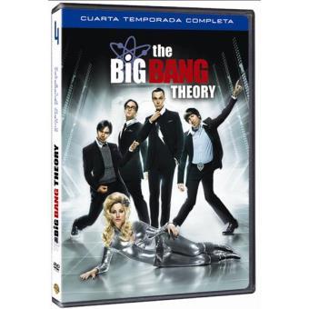 The Big Bang TheoryThe Big Bang Theory - Temporada 4 - DVD