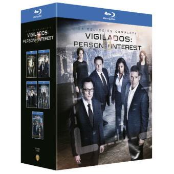 Pack Vigilados - Blu-Ray  Serie Completa