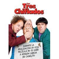 Los tres chiflados - DVD
