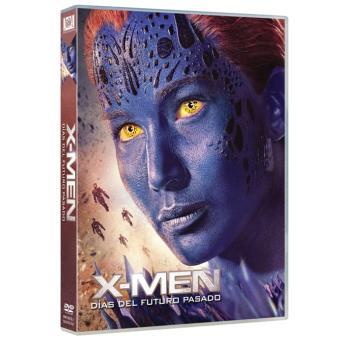 X-Men Días del futuro pasado - DVD