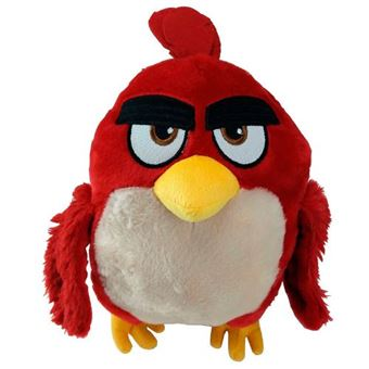 Peluche Angry Birds The Movie 2 - Rojo