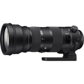 Objetivo Sigma 150-600 mm F5-6.3 DG OS HSM Sports para Nikon
