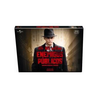 Enemigos públicos - DVD Ed Horizontal