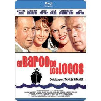 El barco de los locos - Blu-Ray