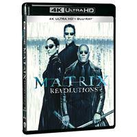 Matrix Revolutions -  UHD + Blu-ray