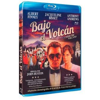 Bajo el volcán - Blu-Ray