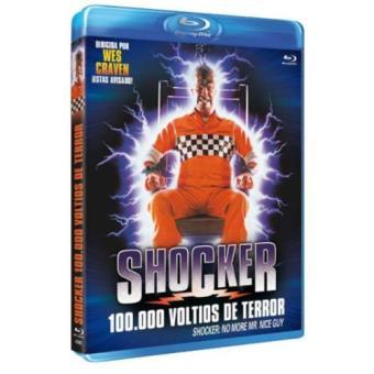 Shocker. 100.000 voltios de terror - Blu-Ray