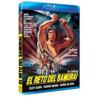 El reto del samurai - Blu-Ray