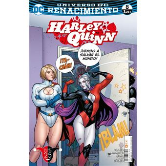 Harley Quinn núm. 16/ 8 (Renacimiento) DC