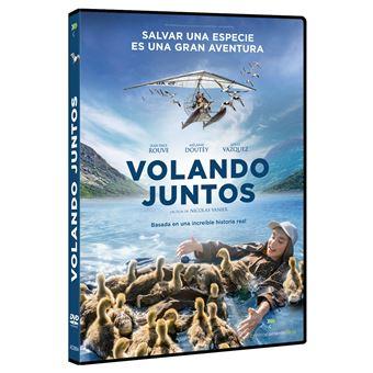Volando juntos - DVD